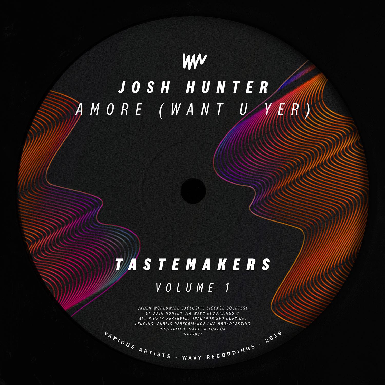 Gazzz696 Premieres Josh Hunter's 'Amore'