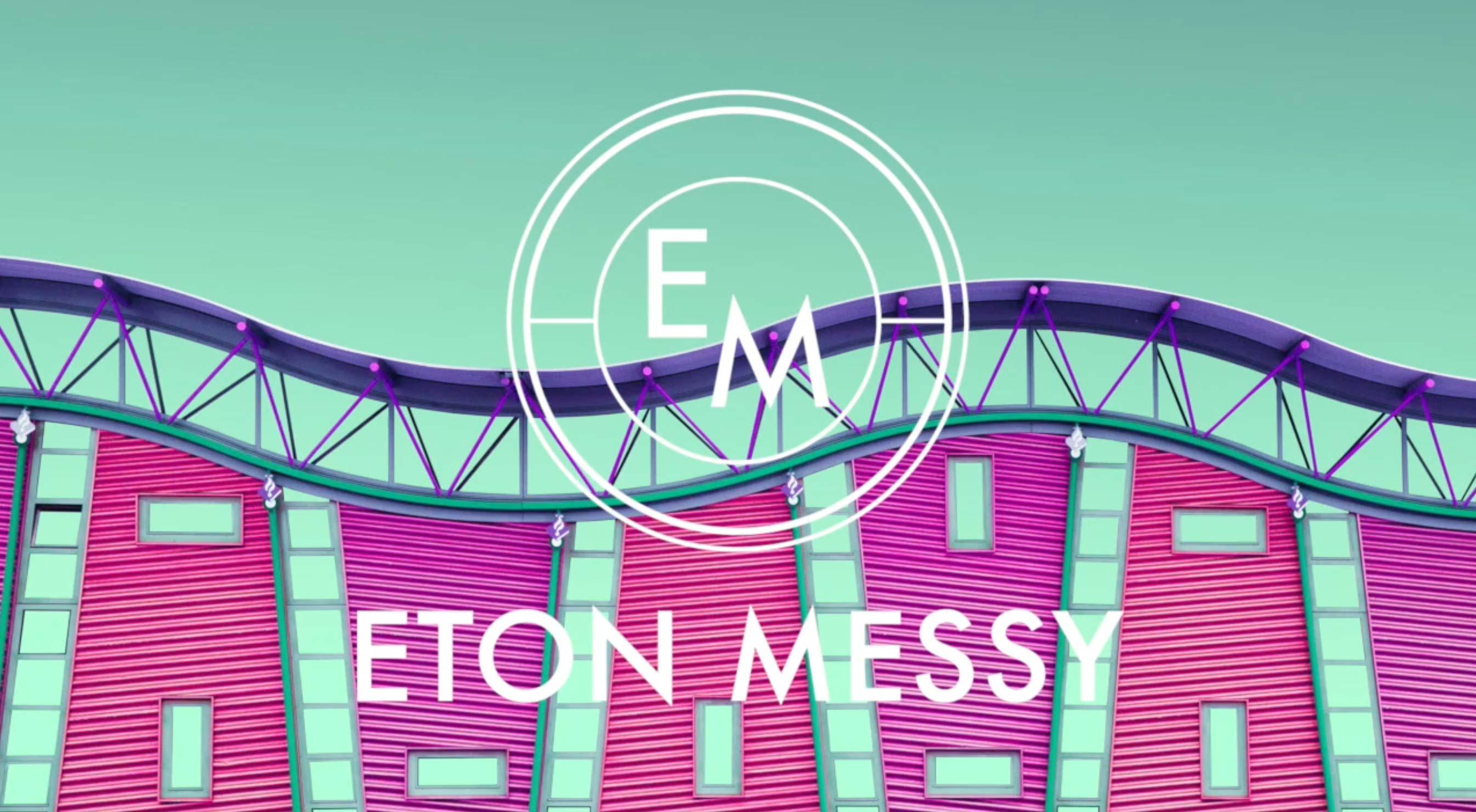 Eton Messy premieres Ros T ' HOO! HOO!'